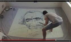 charles bukowski painting