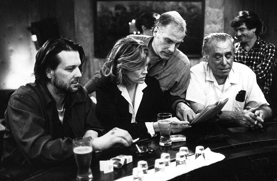 """Watch behind-the-scenes documentary """"I Drink, I Gamble and I Write: The Making of Barfly"""""""