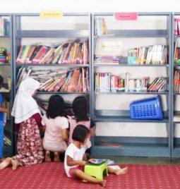 Perpustakaan Komunitas Sebagai Utopia Nyata