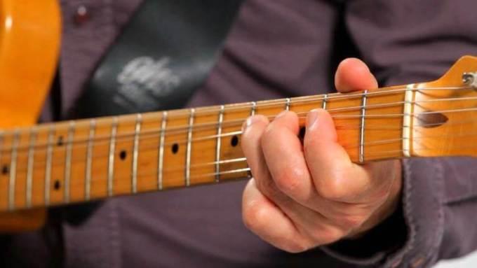 belajar melodi gitar dengan memahami teknik bending