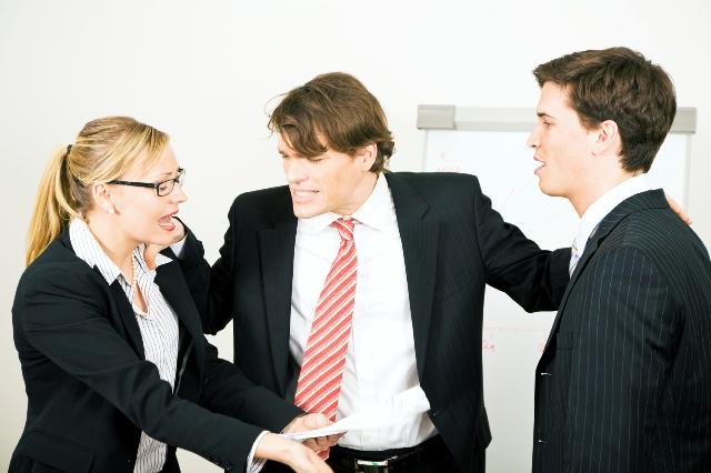 manajemen konflik dalam organisi