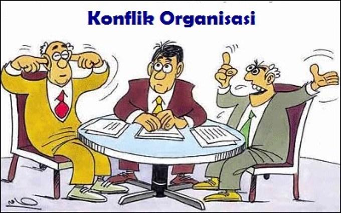 konflik dalam organisasi