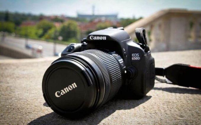 jenis kamera nikon