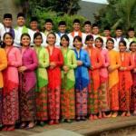 5+ Pakaian Adat Betawi Beserta Nama, Gambar dan Keterangannya