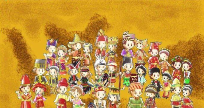 keragaman budaya indonesia lengkap