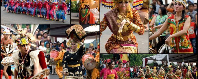 19 Keragaman Budaya Indonesia Beserta Gambar Keterangannya Lengkap