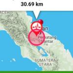 Gempa Berkekuatan 4,7 SR Guncang Deli Serdang, Terasa hingga Medan