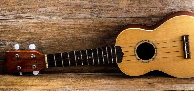 alat musik petik ritmik ukulele dan cara mainnya