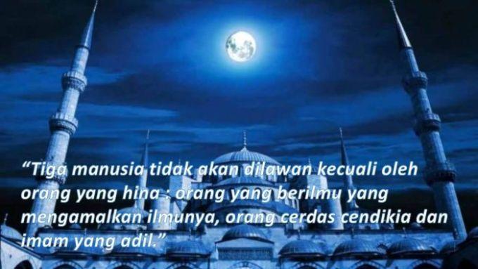 Kata Kata Mutiara bijak islami tentang cinta