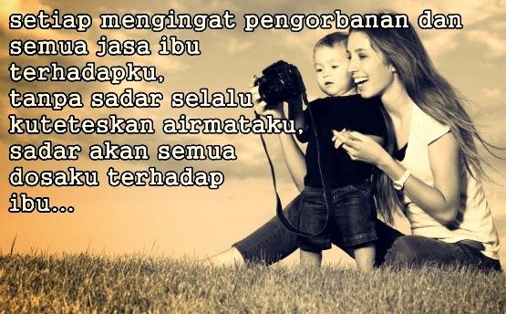 Kata Kata Mutiara untuk ibu tercinta