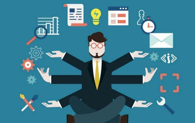 Pengertian dan macam-macam manajemen