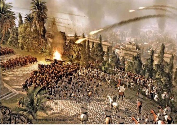 Runtuhnya Kerajaan Majapahit