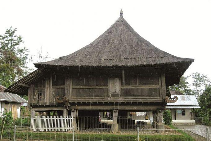 Rumah Adat Tradisional Banten