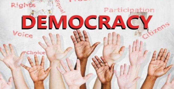 Macam macam Demokrasi