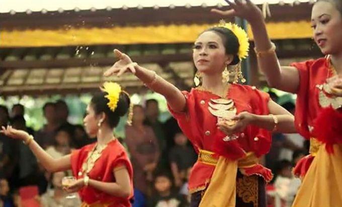 Tarian Daerah Nusa Tenggara Barat