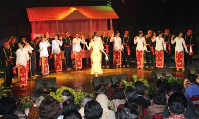 Tarian Daerah Sulawesi Utara