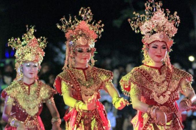 Tarian Daerah Sumatera Selatan