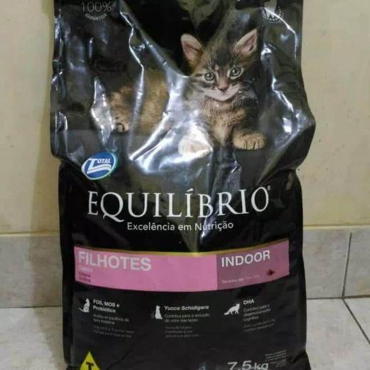 Merk Makanan Kucing Equilibrio