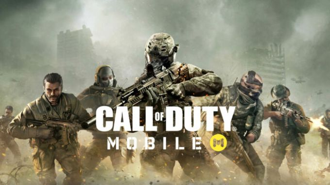 game android call of duty mobile