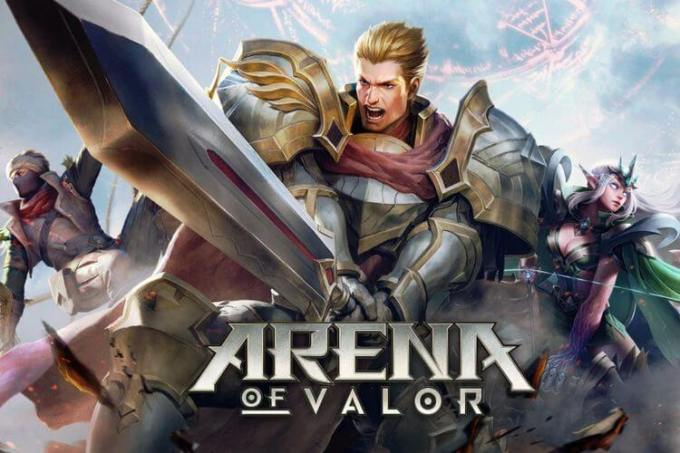 game android arena of valon