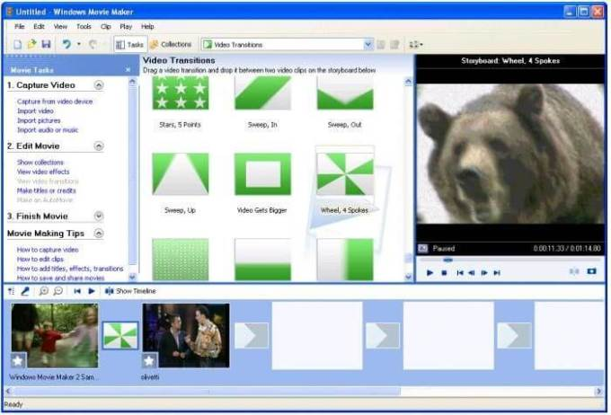Windows Movie Maker Versi Terbaru 2020