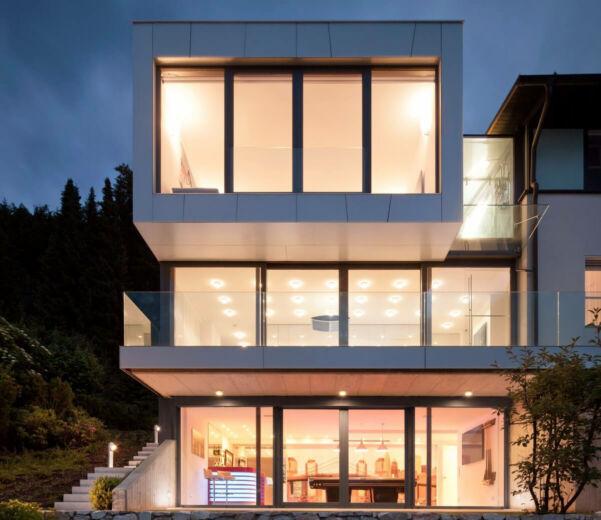 Rumah Minimalis Minimalis Geometris