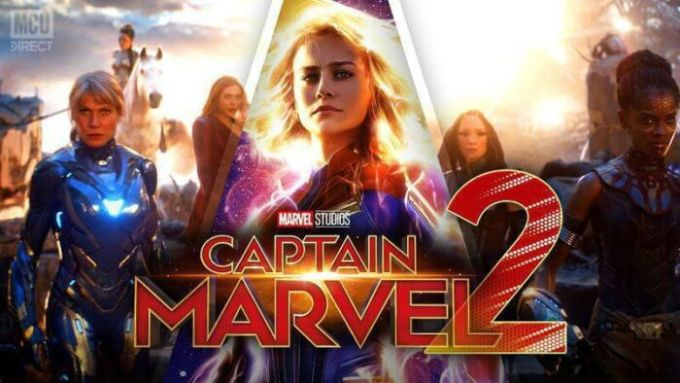 captain marvel new avengers