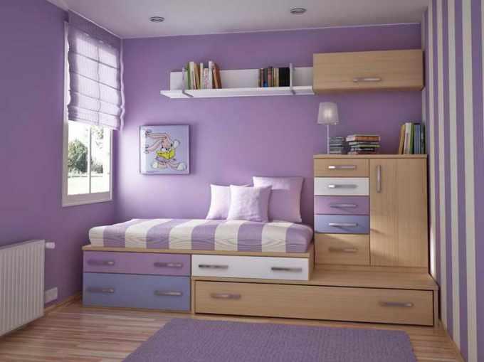 warna pastel untuk rumah akan memberikan kesan lembut yang membuat suasana menjadi rileks