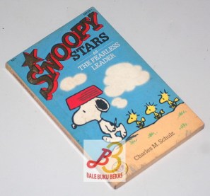 Snoopy Stars As the Fearless Leader