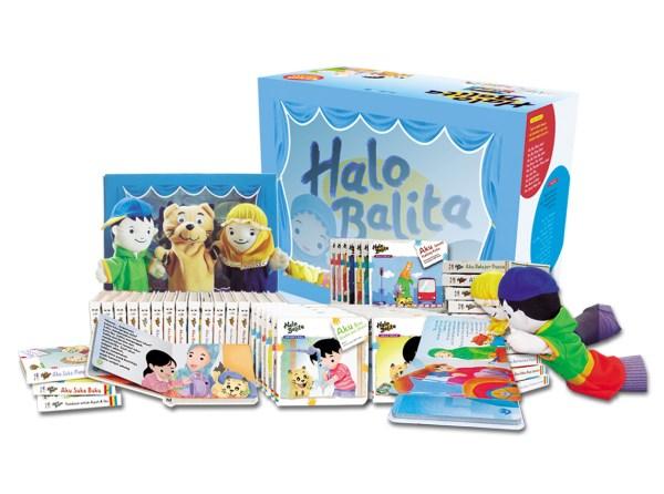 Halo Balita Buku Anak Best Seller