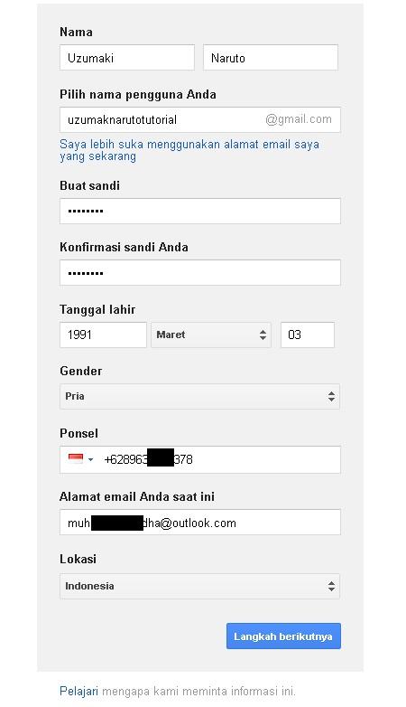 cara mengubah tema gmail