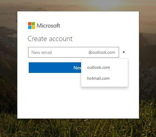 Penjelasan mengenai fitur-fitur di akun email Outlook