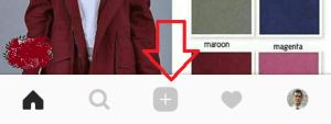 menghilangkan kolom komentar instagram