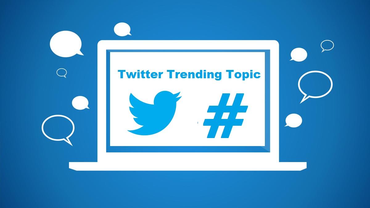 #4 hal yang mungkin belum kamu tau tentang Trending Topic twitter