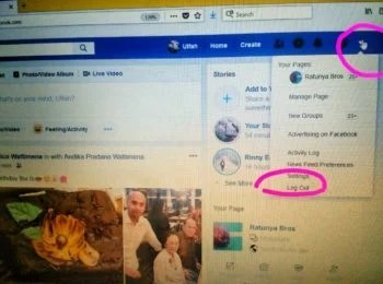 Cara Menghubungkan Twitter Ke Facebook Dan Sebaliknya