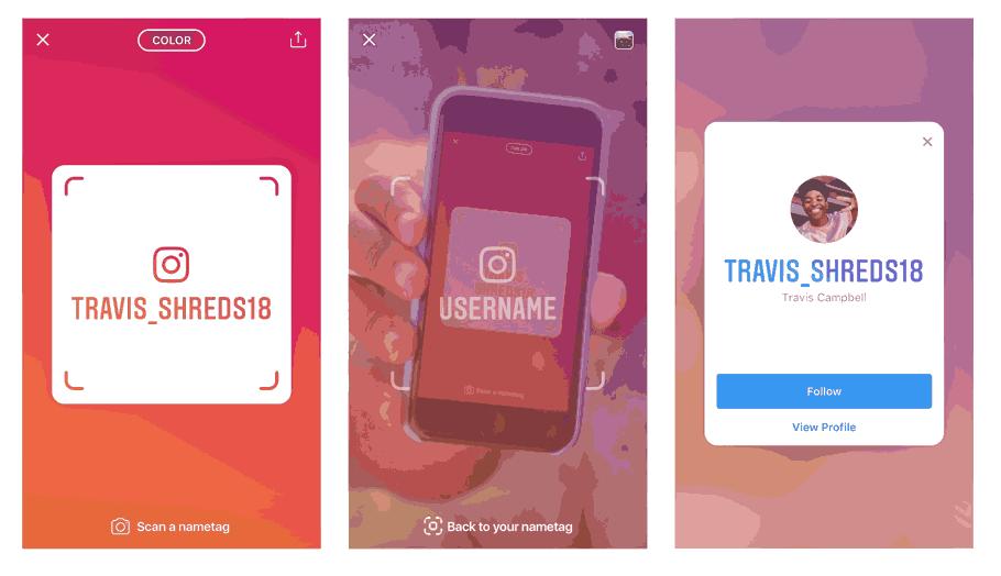 Cara menggunakan fitur Nametag (fitur terbaru di Instagram)