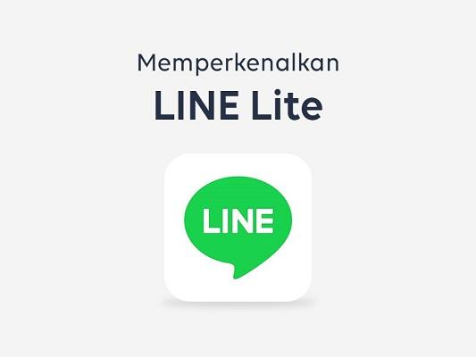 Cara install dan setting Line lite di android