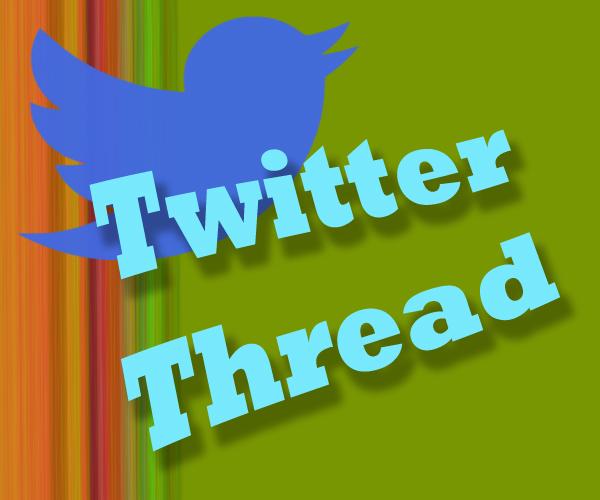 Apa itu kultwit dan fitur thread di twitter ?