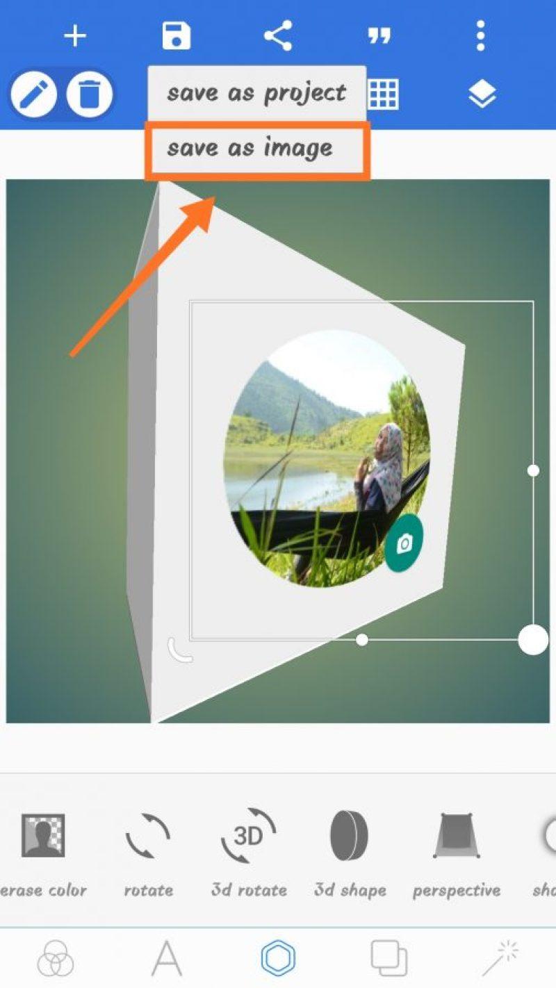 Cara Membuat Foto Profil Di Whatsapp Menjadi 3d Bukugue Com
