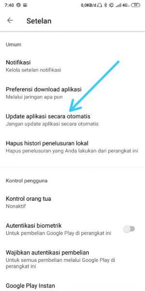 Otomatis Update
