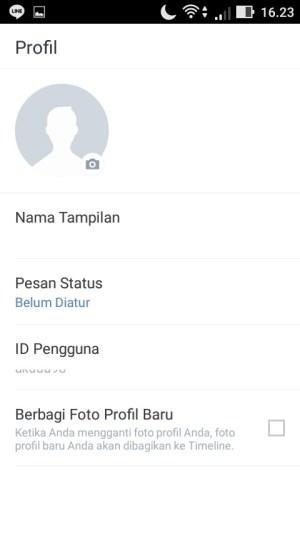 ID penggunamu telah berhasil dibuat.