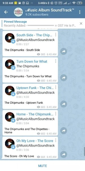 Group Album Soundtrack