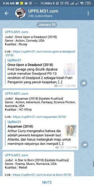 Group UPFILM31
