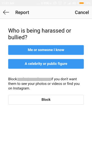 pilih siapa yang menjadi korban bullying