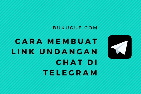 Cara membuat link undangan chat pribadi dan grup di Telegram
