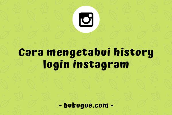 Cara mengetahui apakah instagram kalian dibuka di HP lain