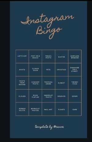 tampilan awal bingo