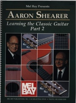 Learning the Classic Guitar p.2