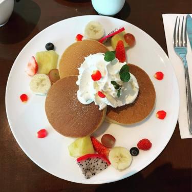 【新宿】小田急ホテル ラウンジ・サウスコートの絶品パンケーキを食べてきた