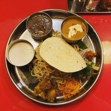 【池袋】釈迦で不思議なつけ麺 ミールスつけ麺を食べて来た